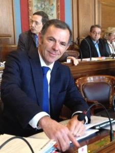Conseil de Paris : au moment du vote contre la réforme des rythmes scolaires dès 2013 !